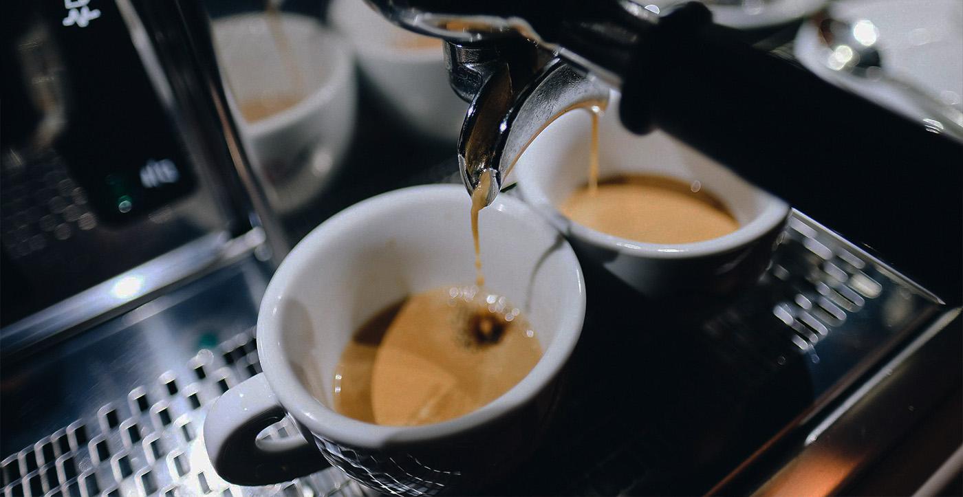 exklusiver Kaffeegenuss